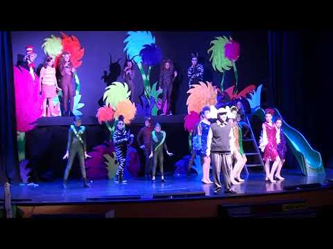 Seussical Jr. Audience of One Productions