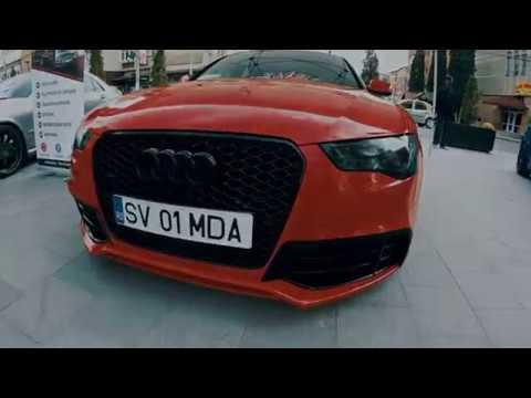 CarVlog - Ziua 1 Car&Moto Meeting Câmpulung Moldovenesc - Stickere pe Mustang