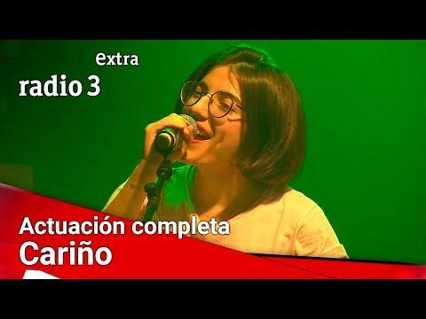 Cariño ACTUACIÓN COMPLETA |  Fiesta de Radio 3 Extra