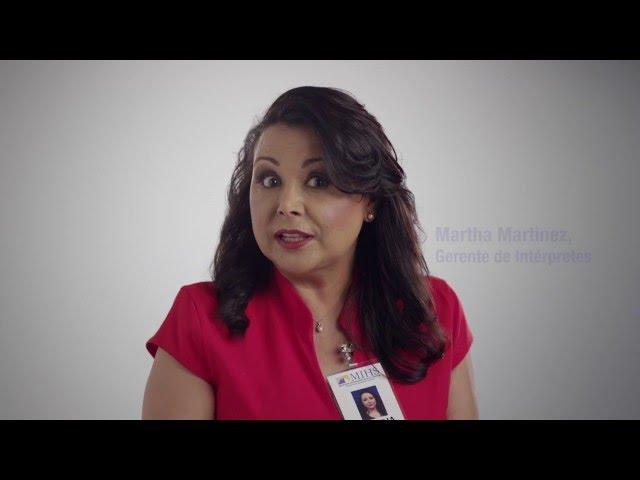 La historia de Martha Martinez