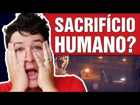 Sacrifício Humano Gravado no CERN? Vídeo Provoca Polêmica e Investigação (#380 - Notícias A.)
