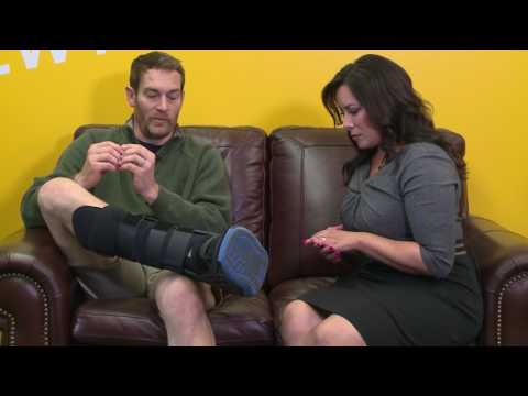 Eric gives the details on his injury and recovery