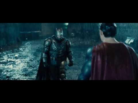 MMV Batman v Superman - Enemies (Shinedown)