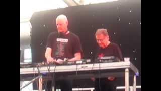 Irmin Schmidt & Jono Podmore - Millionenspiel [Mix] (Live @ Alexandra Palace, London, 26.05.12)
