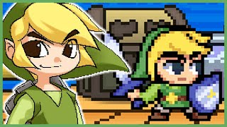 TOON LINK ONLINE - Rivals of Aether Mod
