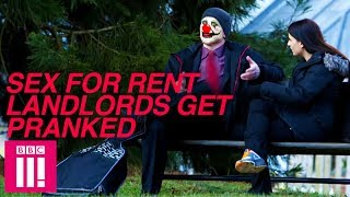 Sex for Rent Landlords Get Pranked Undercover: Blindboy Undestroys The World