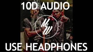 Kevin Gates - Big Gangsta [10D AUDIO] 🎧