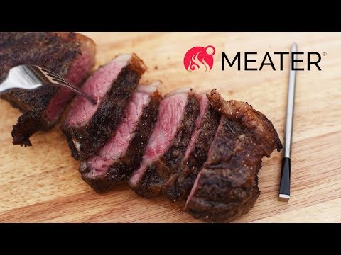 Introduction to MEATER - The First Wireless Smart Meat Thermometer