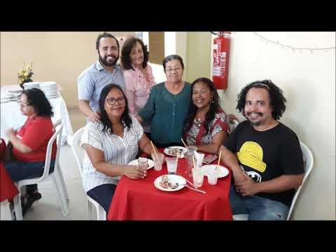 FESTA DE FIM DO ANO (2019) DOS APOSENTADOS DA ASAPS - SINDPREV/AL