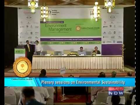 Institute of Directors organized the 16th World Congress on Environment Management