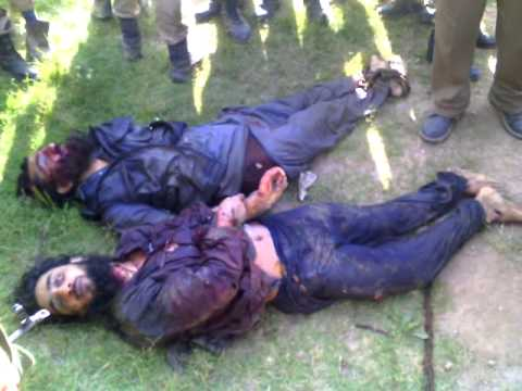 Two terrorist killed in Kashmir by Indian Army