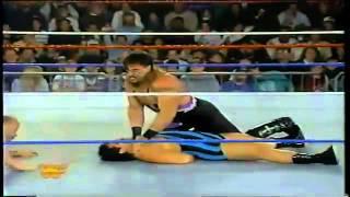 WWF Crush vs Mike Khoury