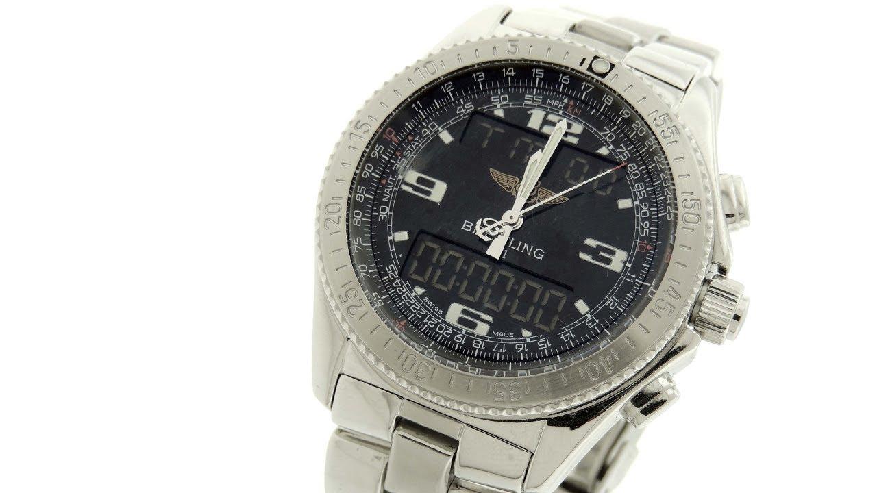 Digital Watch Bracelet