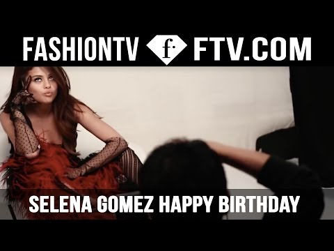 Selena Gomez Happy Birthday - 22 July | FTV.com