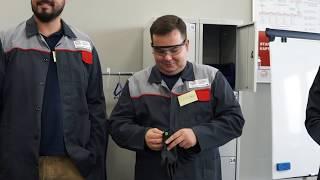 Обучение бережливому производству на площадке лин-лаборатории «Фабрика процессов» НГТУ НЭТИ