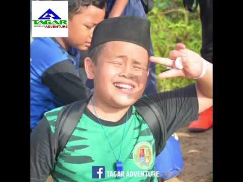 TAGAR ADVENTURE : Program kesihatan dan keselamatan di dalam hutan bersama SRI AL HIKMAH 09 Nov 2017