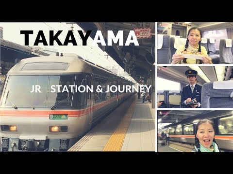 NAGOYA || EP 6 || Train Ride from Nagoya to Takayama: how to's, bentos, facilities and more!