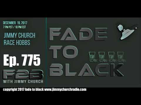 Ep. 775 FADE to BLACK 4th Anniversary Special Event