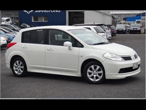 Nissan Tiida 1 5g 5 Door Hatch Cc Petrol
