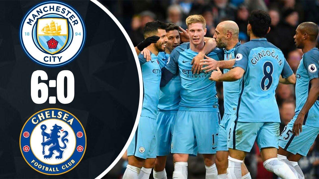 Манчестер сити– Челси: Обзор Матча Чемпионата Англии