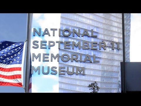 New York, 9/11 Museum (15th Anniversary)