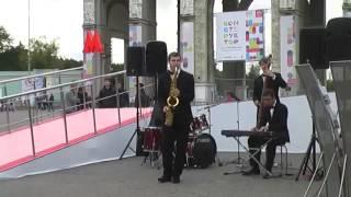 видео Саксофонист на корпоратив