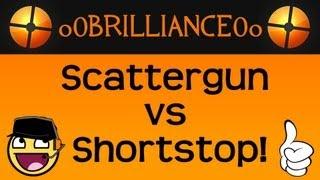 TF2: Shortstop vs Scattergun