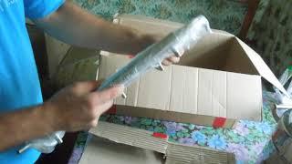 Распаковка выигранного самогонного аппарата Акваградус Компакт 14 литров