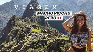 Conhecendo Peru - Machu Picchu