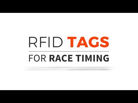 RFID Tags For Race Timing