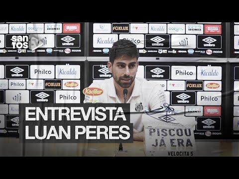 LUAN PERES | ENTREVISTA (14/10/20)