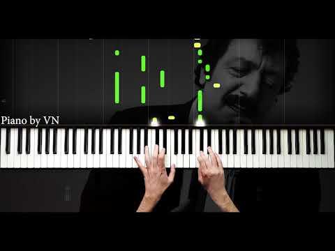 Tanri istemezse - Piano by VN