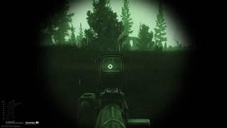 Escape From Tarkov: ночной контакт