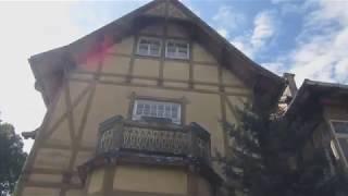 """Дом, где снимали фильм """"Долгая дорога в дюнах"""".Дом Рихарда и Марты в Германии."""
