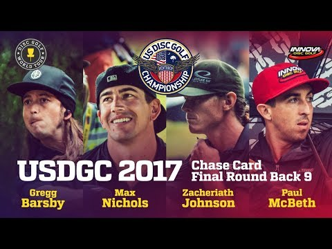 USDGC 2017 Chase Card Back 9 Final