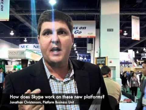 CES 2011: Skype