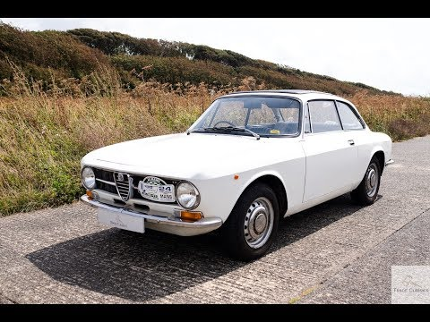 1972  Alfa Romeo GT Junior 1300- Exterior Review