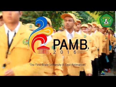 PAMB Unmul 2016   #MulawarmanMuda