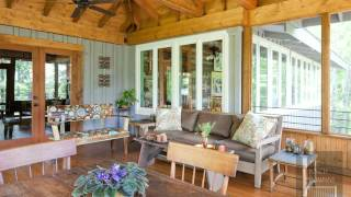 Nashville Porch Company talks about the use of wood on porches