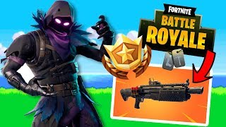 MIRA DETRÁS DE TI! NUEVA SKIN - Fortnite: Battle Royale