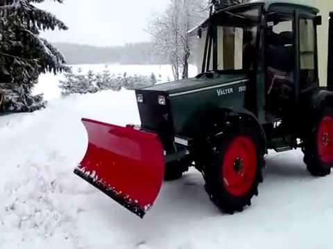 Трактор 4х4 своими руками 382