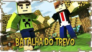 STUX vs SPOK - BATALHA DO TREVO