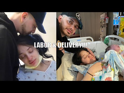 RAW LABOR & DELIVERY *EMOTIONAL*