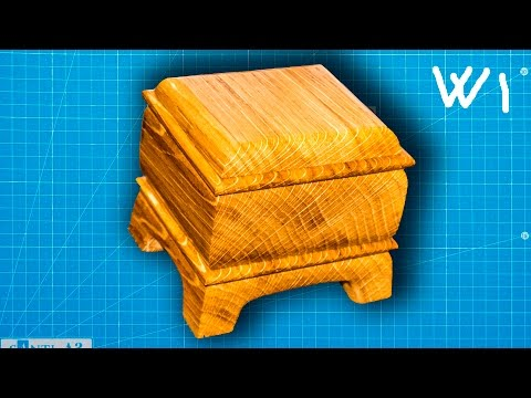 How to make a Musical Box DIY