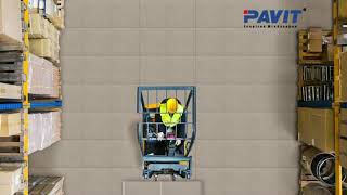 Get the toughest heavy duty vitrified tiles for industrial flooring from PAVIT..!!