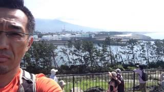 田子の浦みなと公園でぐるぐる@