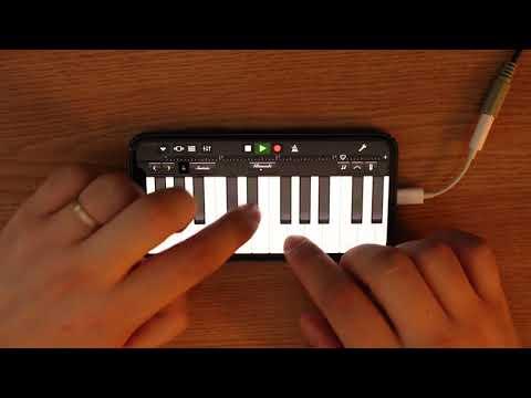Julia Michaels - Issues on iPhone (GarageBand)