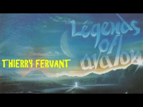 Thierry Fervant - The Crescent Moon (From Legends of Avalon - 1988)