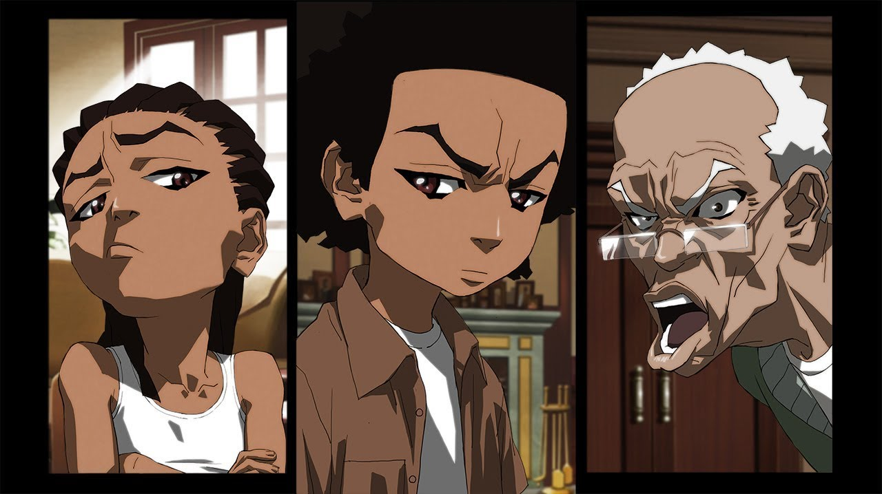 Top 10 Strongest The Boondocks Characters Youtube