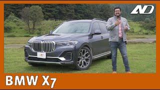 BMW X7 - Lujo tan grande como su parrilla